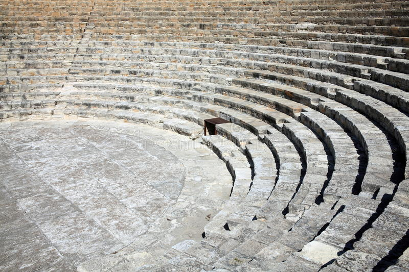 Roman Amphitheatre Royalty Free Stock Photo