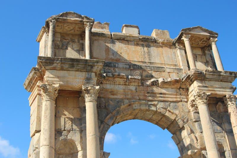 Roman Archaeological imagens de stock