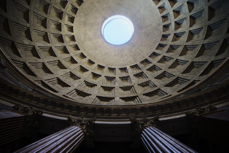 Roman Architecture en Art. stock afbeelding