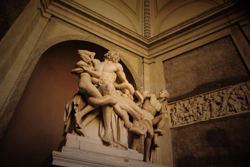 Roman Architecture en Art. stock foto's