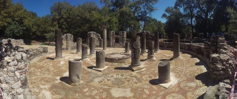 Roman Architecture Temple imagem de stock royalty free