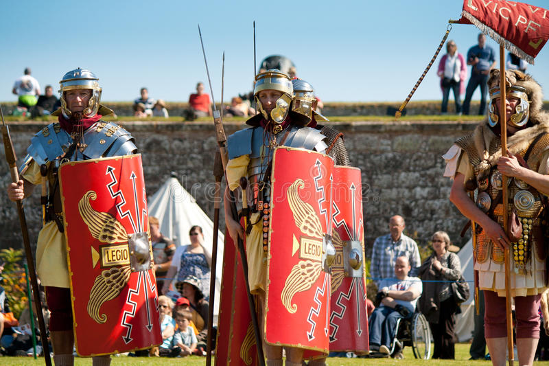 Download Roman Army editorial photography. Image of fighter, armour - 26130132