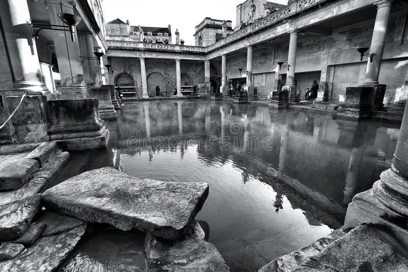 Roman Bath imagen de archivo