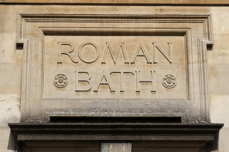 Download Roman Baths stock photo. Image of tourism, carved, england - 27420474
