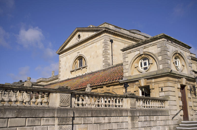 Download Roman Baths stock image. Image of museum, wall, somerset - 28993909
