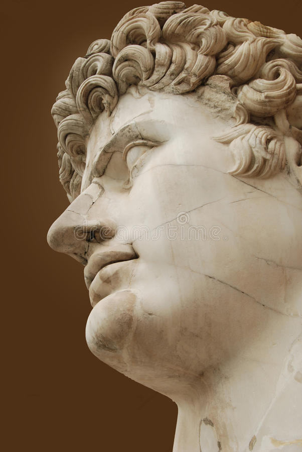 Download Roman bust stock photo. Image of beauty, face, beautiful - 21253892