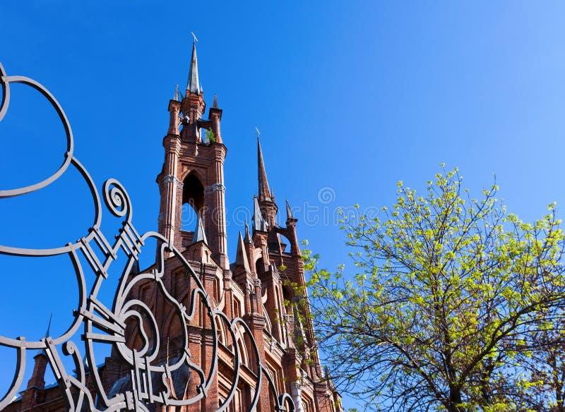 Download Roman-Catholic church stock photo. Image of mass, brick - 24656652