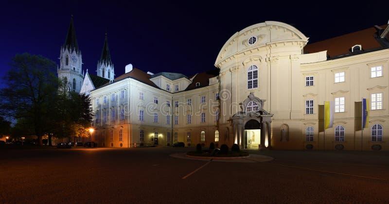 Stift Klosterneuburg, Donau Niederosterreich, Austria stock images
