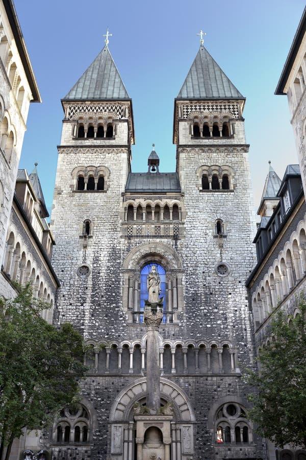 Download St. Mary's Our Lady Church Berlin Kreuzberg Stock Photo - Image of facade, kreuzberg: 29958626