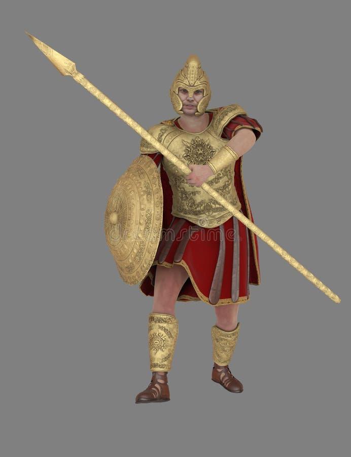 Roman Centurion royalty free stock photos