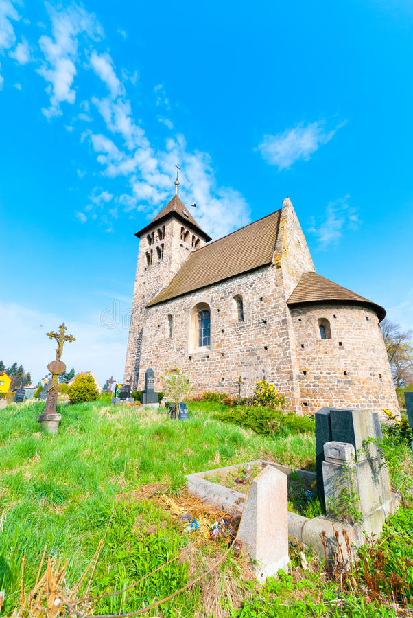 Download Roman church stock photo. Image of green, grave, stone - 39725954