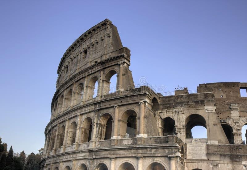 Roman Coliseum royalty free stock images