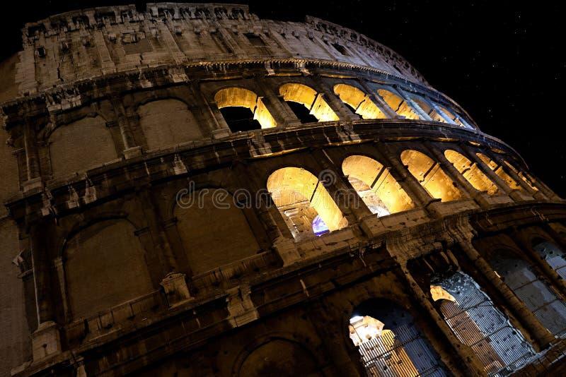 Roman Coliseum royalty free stock photography