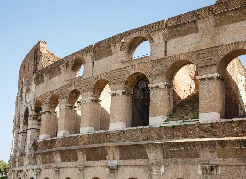 Roman Coliseum stock foto