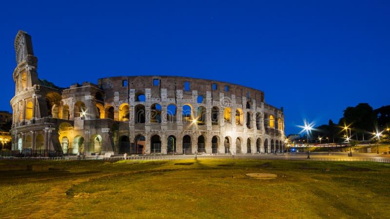 Roman colosseum stock afbeelding