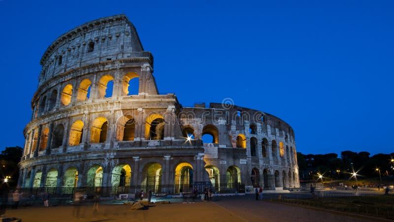 Roman colosseum royalty-vrije stock foto