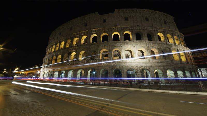 Roman colosseum royalty-vrije stock afbeeldingen