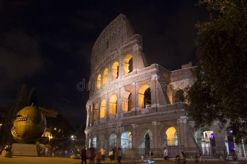 roman colosseum arkivfoton