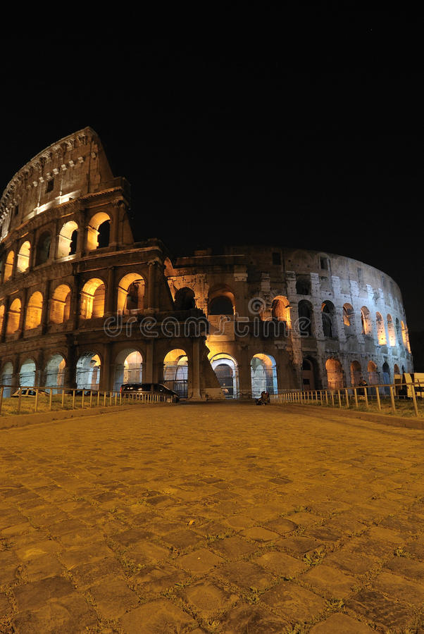 Download Roman Colosseum. stock image. Image of coliseum, spectacle - 17394737