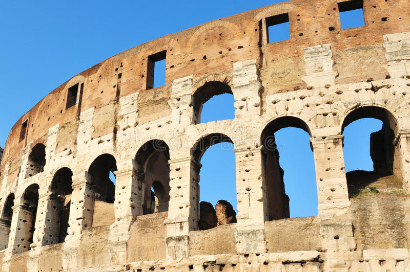 Download Roman Colosseum stock image. Image of italy, historical - 19667521
