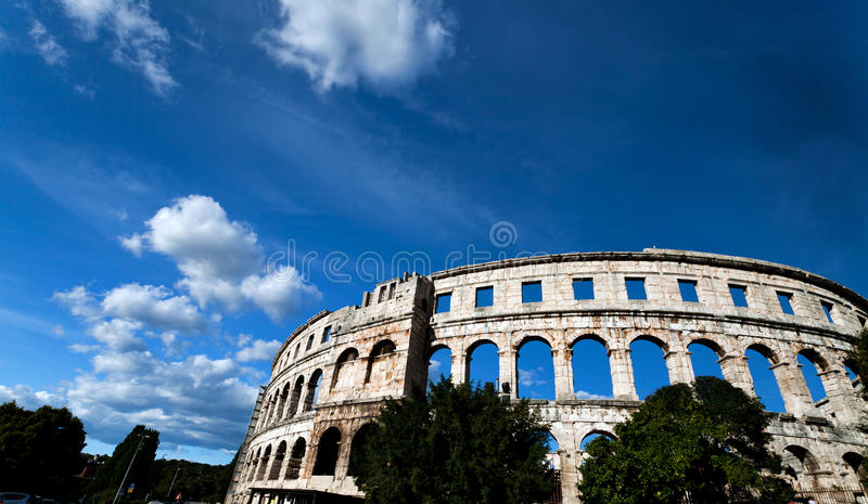 Download Roman Colosseum stock photo. Image of europe, detail - 22040838