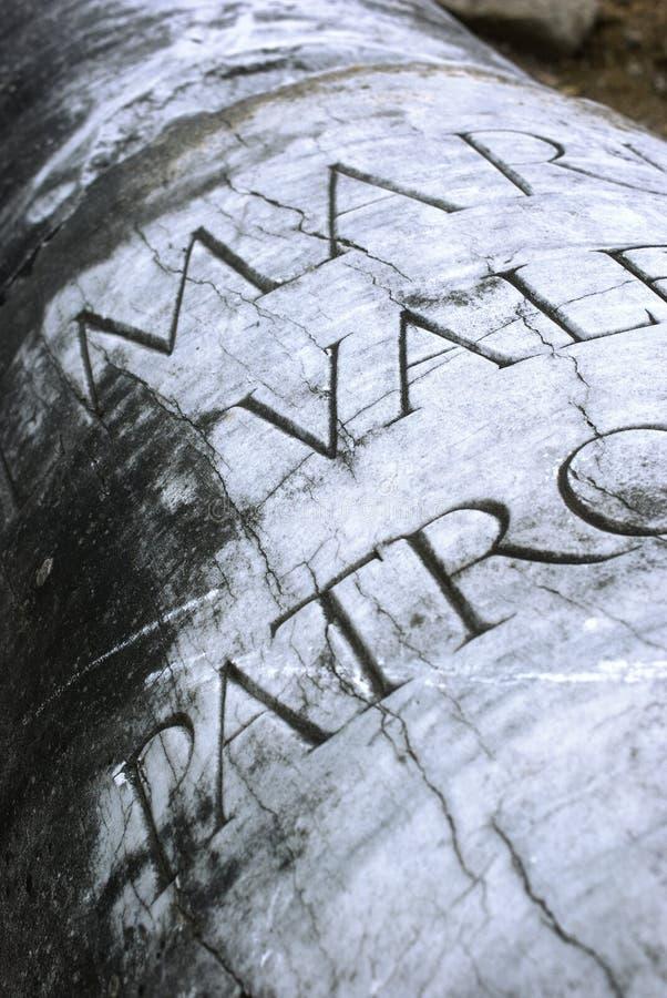 Download Roman Column stock image. Image of patroclus, pile, rome - 14713919