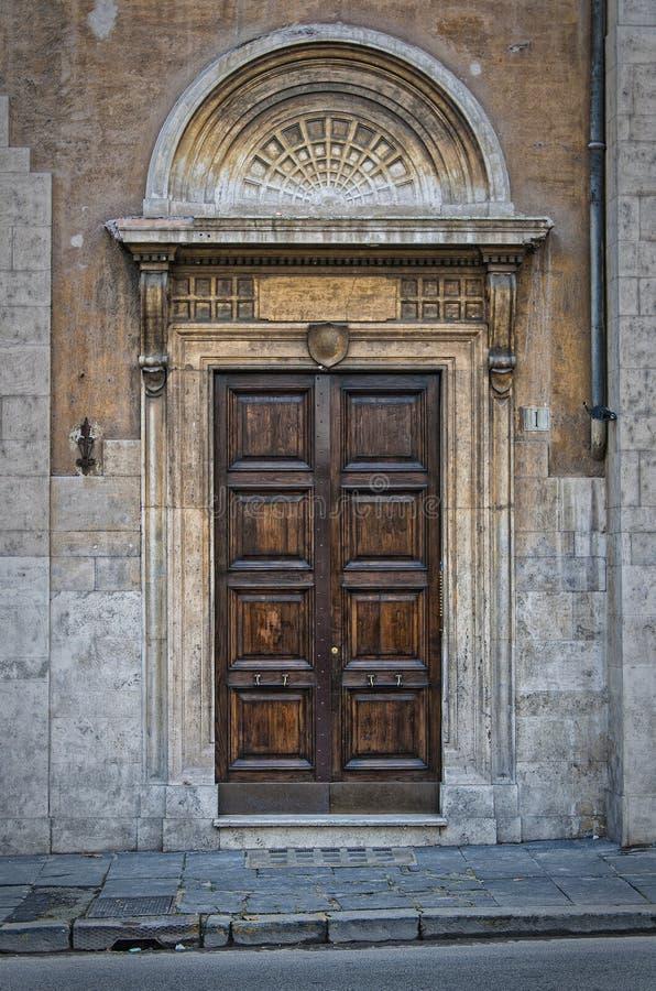 Roman Doors & Roman Doors stock photo. Image of antique classic doorknob - 38442454