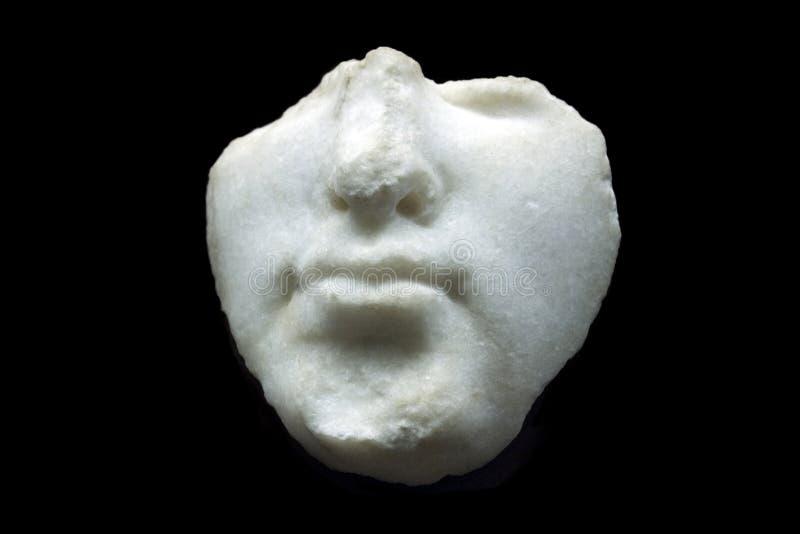 Roman face royalty free stock photos