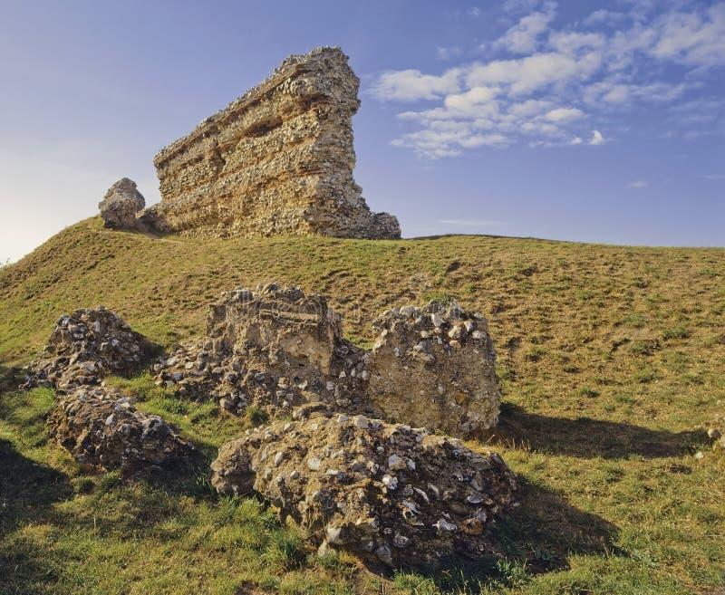 Roman fort stock photos