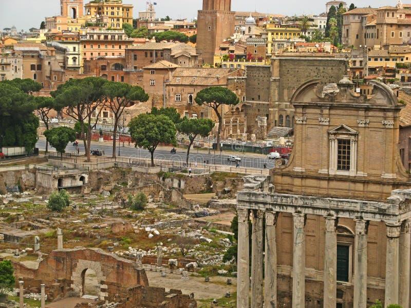 Download Roman Forum 01 stock photo. Image of italia, holiday - 22596988