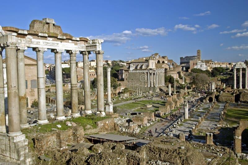 Download Roman Forum Royalty Free Stock Image - Image: 16272376