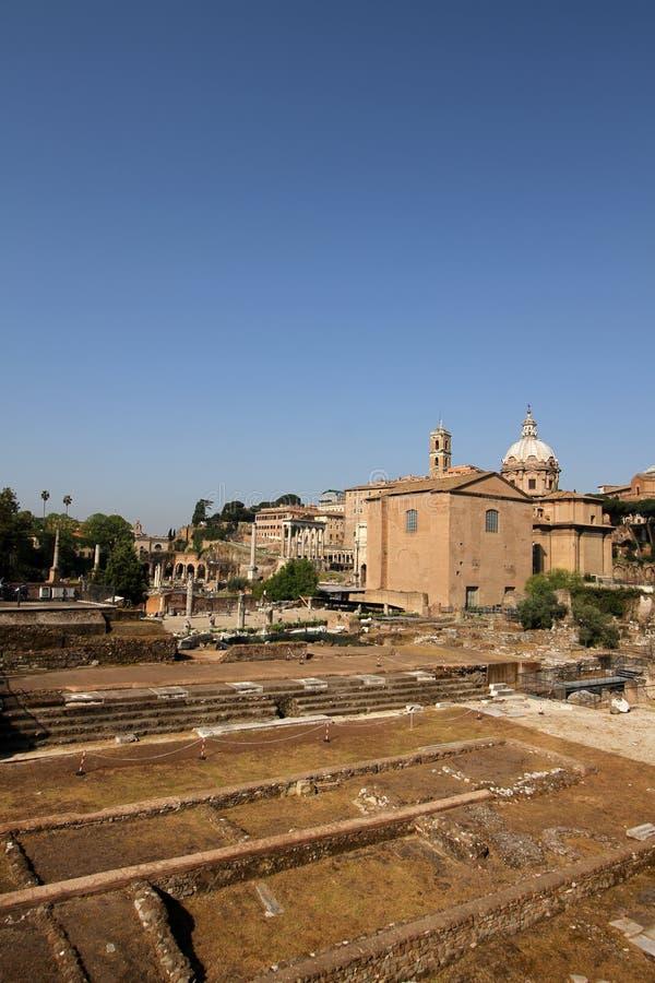 Roman Forum Royalty Free Stock Images