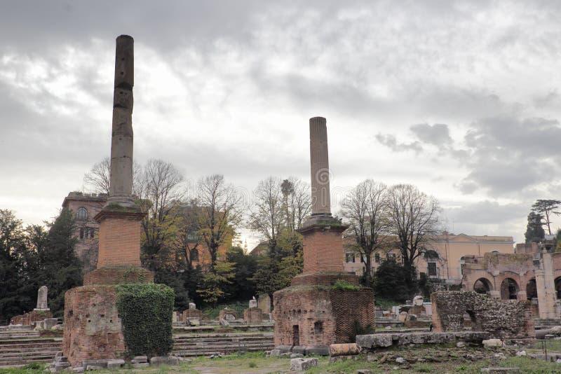 Download Roman Forum stock photo. Image of travel, empire, history - 28220112