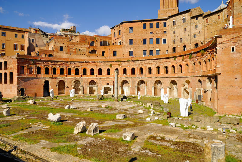 Download Roman Forum, Rome`s Historic Center, Italy. Stock Photo - Image: 83706290