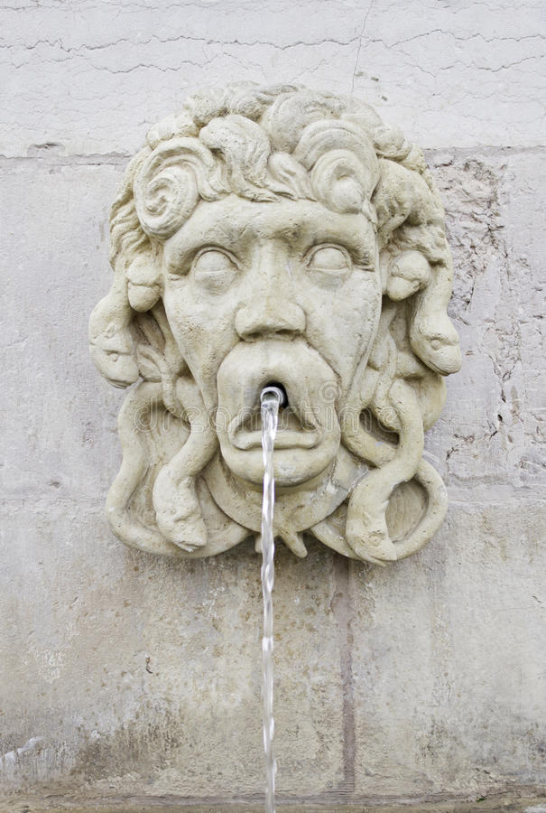 Download Roman Fountain stock image. Image of history, spain, abstract - 27885269