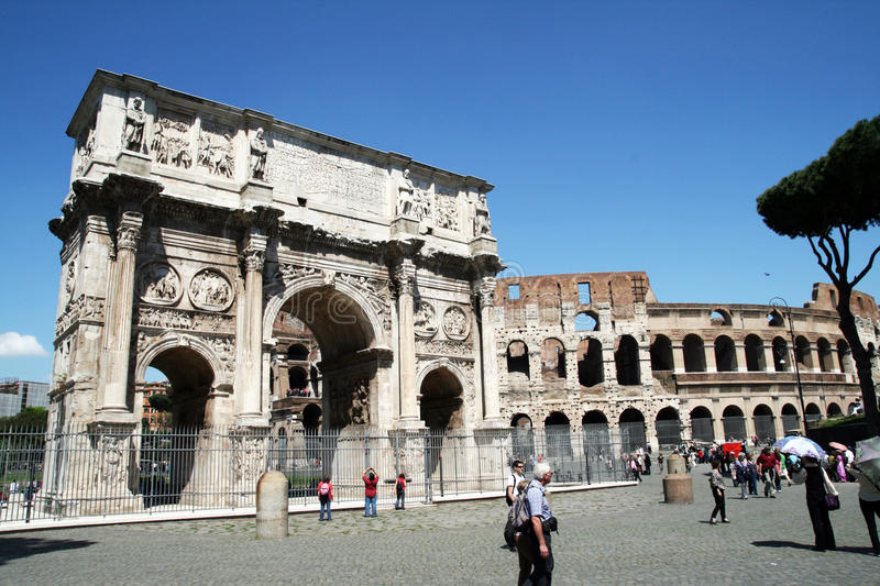 Download Roman glory editorial stock photo. Image of europe, ruins - 29014928