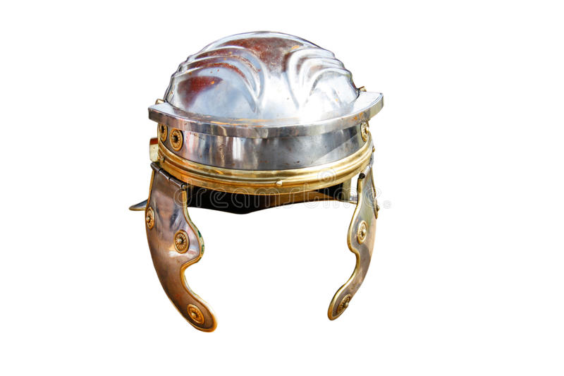 Download Roman helmet stock photo. Image of model, legionary, white - 13947044