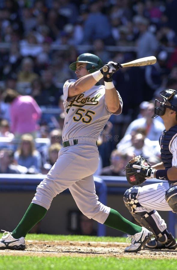 Roman Hernandez Oakland A photos stock
