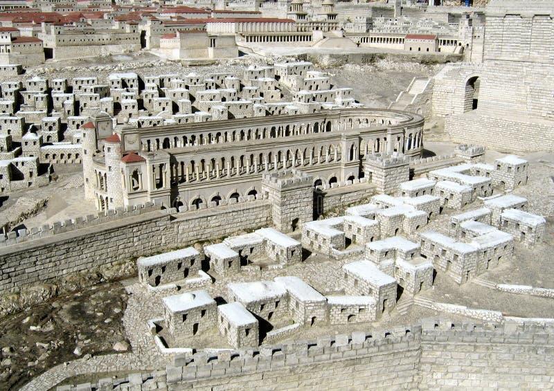 Roman Hippodrome stockbild