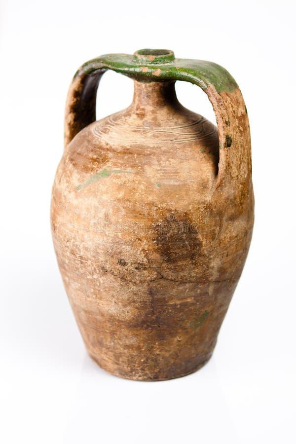 Roman Jar Royalty Free Stock Photography