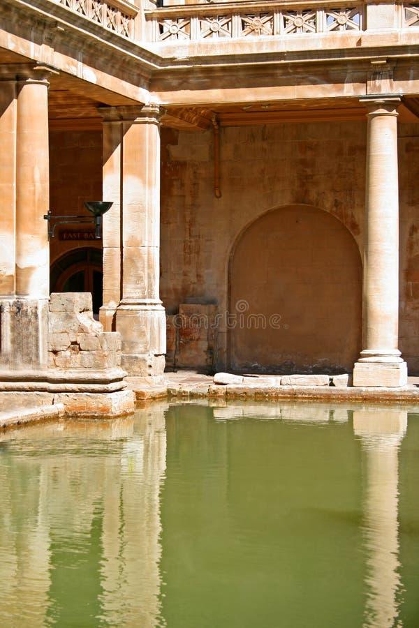 roman kąpielowy. zdjęcie royalty free