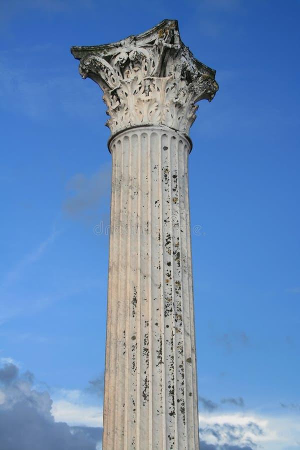 Roman kolom royalty-vrije stock foto