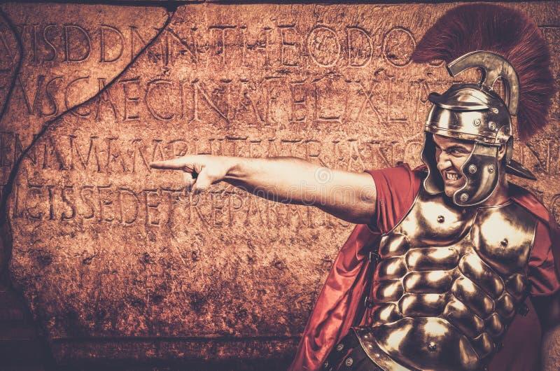 roman legionairmilitair royalty-vrije stock foto's