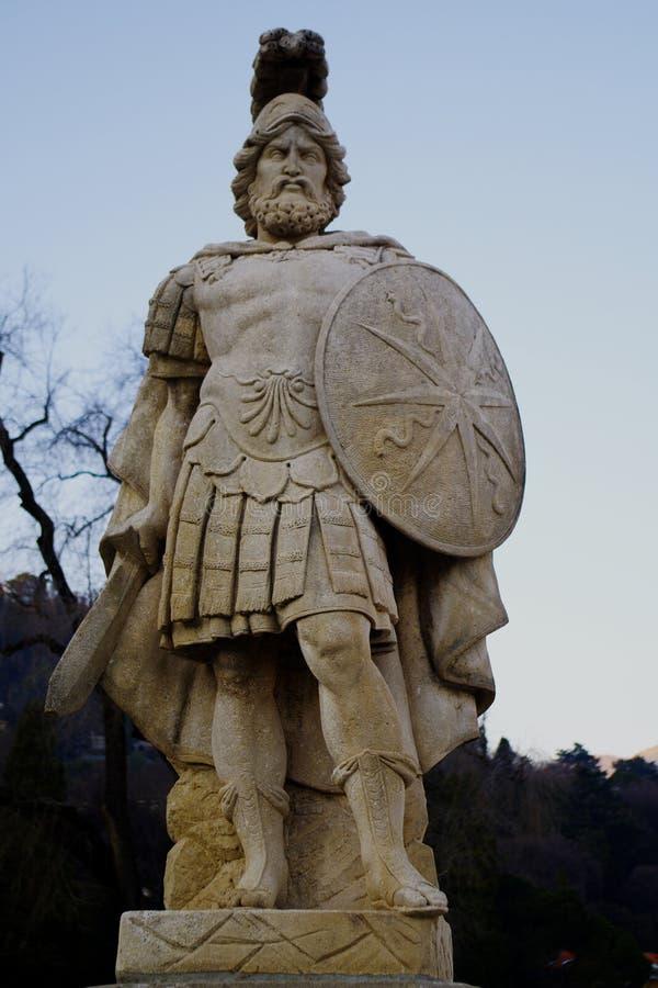 roman legionary fotografering för bildbyråer