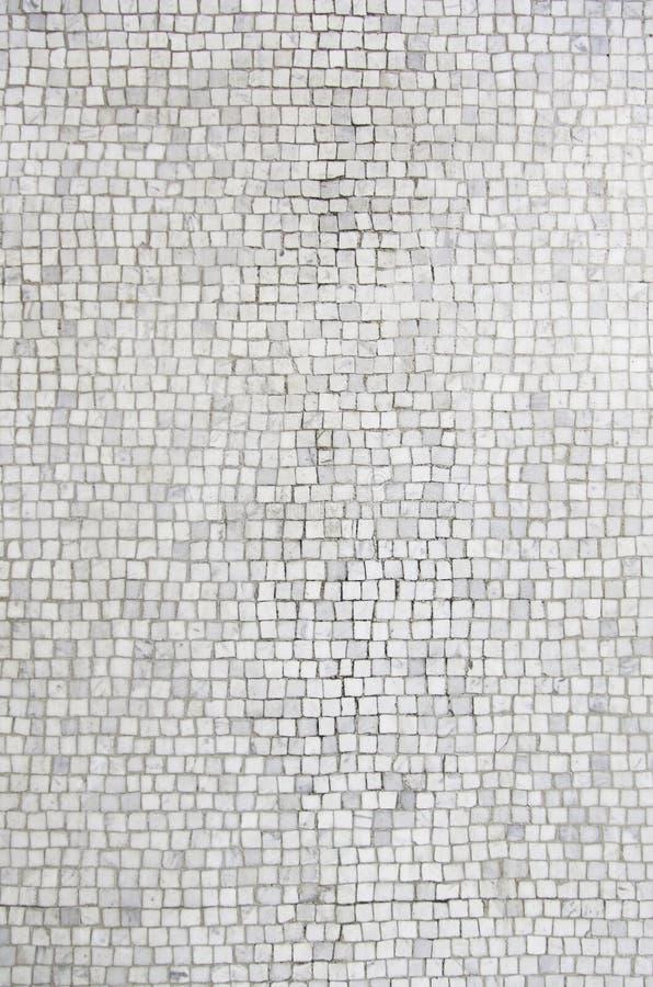 Roman Mosaic tiles royalty free stock image