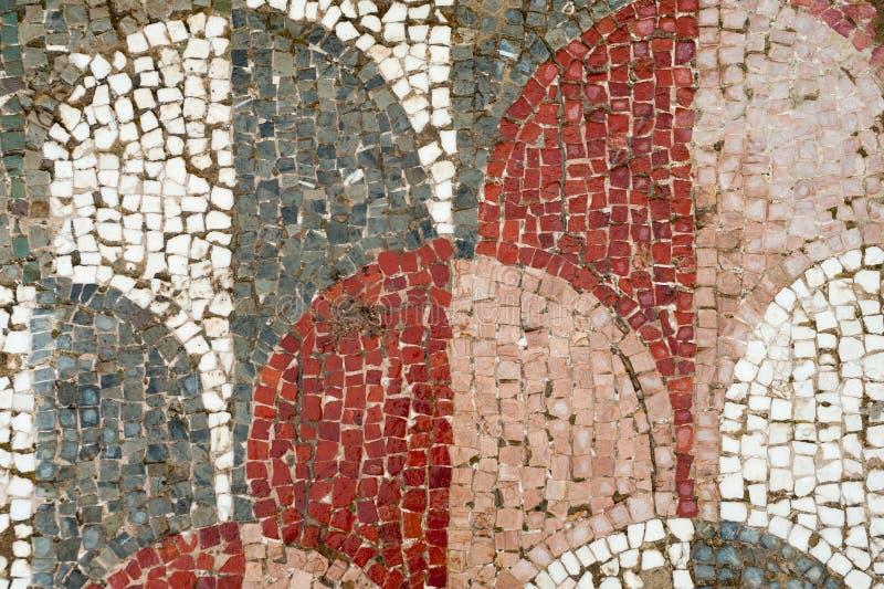 Roman mozaïeken stock afbeeldingen