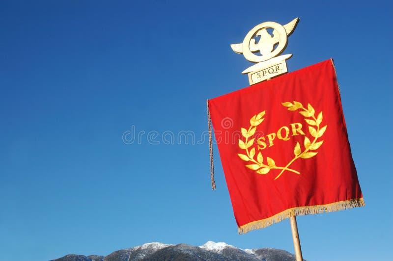Roman norm stock fotografie