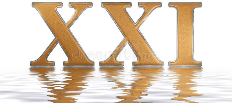 Roman numeral xxi unus et viginti 21 twenty one reflected on download roman numeral xxi unus et viginti 21 twenty one reflected on stopboris Choice Image