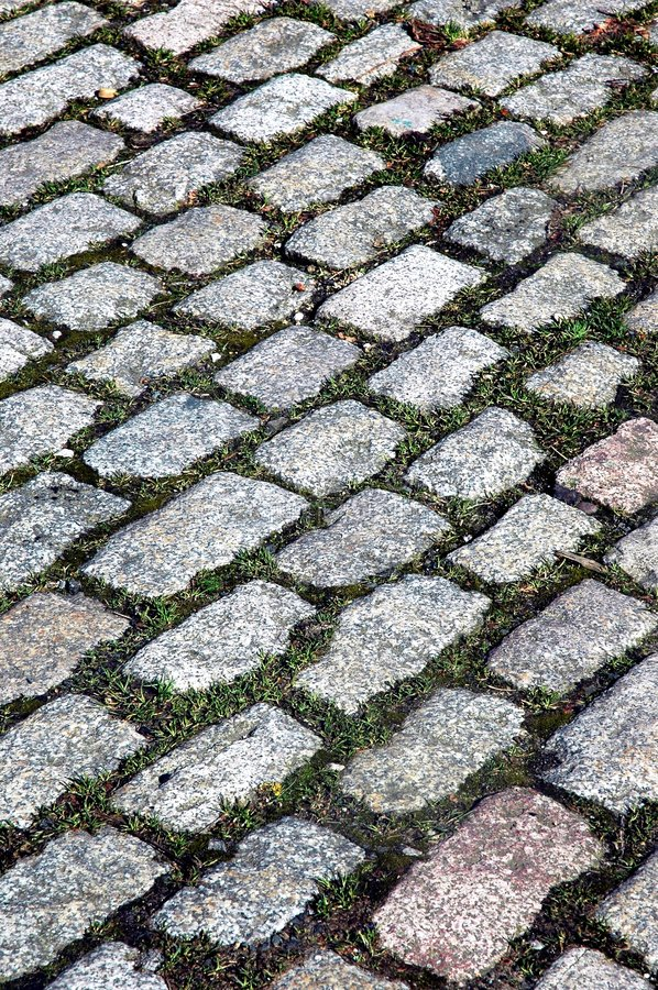 Roman Roads royalty free stock images