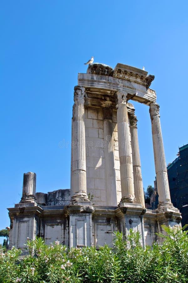 Download Roman Ruins stock image. Image of forum, empire, italian - 28381831